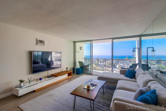 4944 Cass #910, San Diego, CA 92109 (#200008754) :: Neuman & Neuman Real Estate Inc.