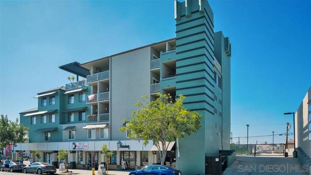 2828 University Ave. #303, San Diego, CA 92104 (#200008760) :: The Stein Group