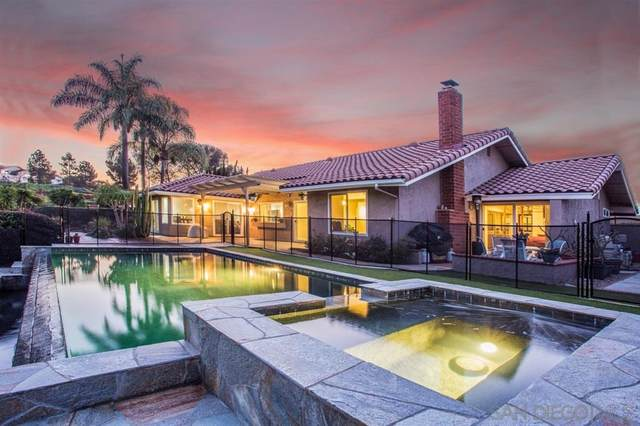 17647 Saint Andrews Dr, Poway, CA 92064 (#200008766) :: The Marelly Group | Compass