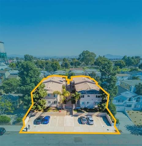 4149-63 1/2 Hamilton Street, San Diego, CA 92104 (#200008769) :: Whissel Realty