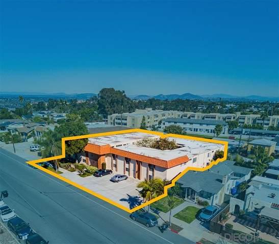 4833 Kansas Street, San Diego, CA 92116 (#200008771) :: The Stein Group