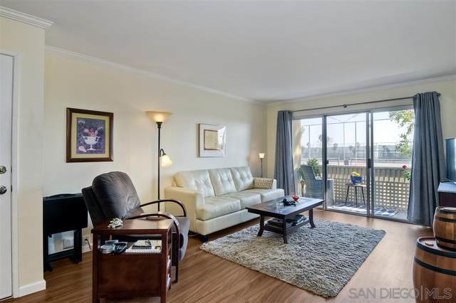 4600 Lamont St #205, San Diego, CA 92109 (#200008778) :: Coldwell Banker West