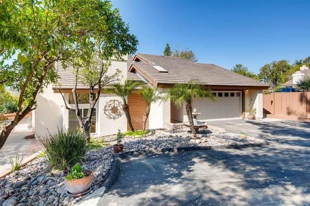 1757 The Woods Drive, El Cajon, CA 92019 (#200008788) :: Neuman & Neuman Real Estate Inc.