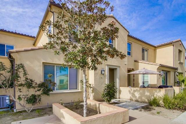 1803 Talmadge Dr #9, Chula Vista, CA 91915 (#200008811) :: Neuman & Neuman Real Estate Inc.