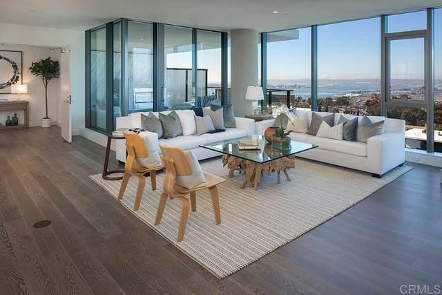 2855 5th Ave #901, San Diego, CA 92103 (#200008820) :: Neuman & Neuman Real Estate Inc.