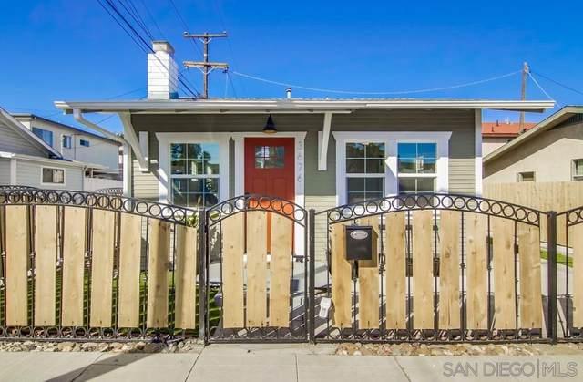 3676 Monroe Avenue, San Diego, CA 92116 (#200008860) :: The Stein Group