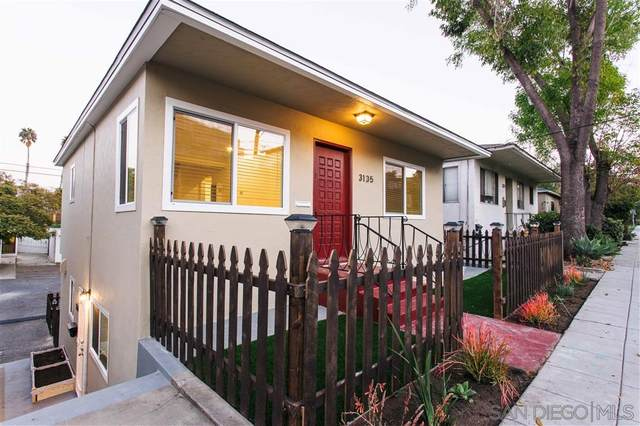 3135 Boundary Street, San Diego, CA 92104 (#200008883) :: Whissel Realty