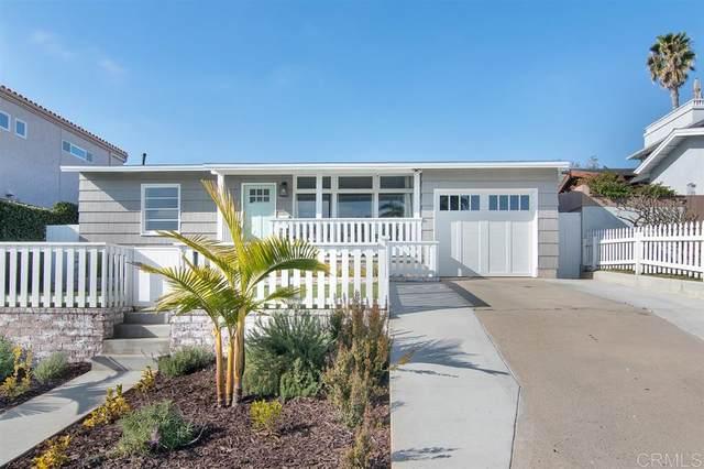 760 Van Nuys St., San Diego, CA 92109 (#200008889) :: Coldwell Banker West