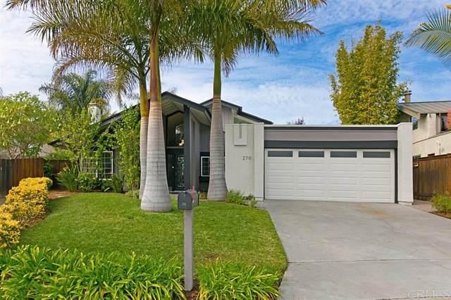 270 Sharp Pl, Encinitas, CA 92024 (#200008890) :: Cane Real Estate