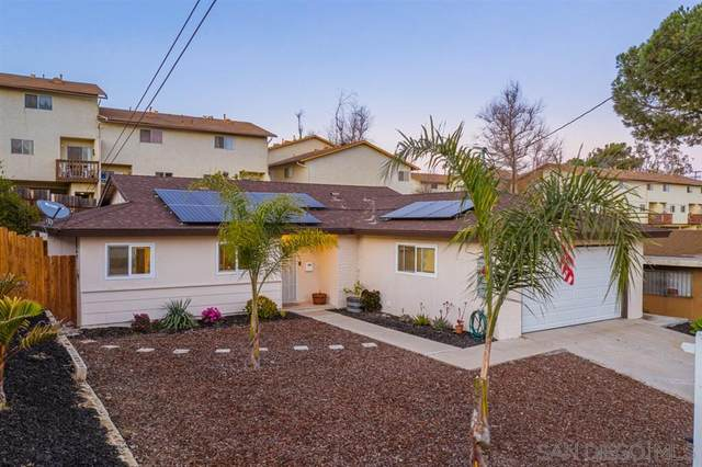 3559 51St St, San Diego, CA 92105 (#200008919) :: Keller Williams - Triolo Realty Group