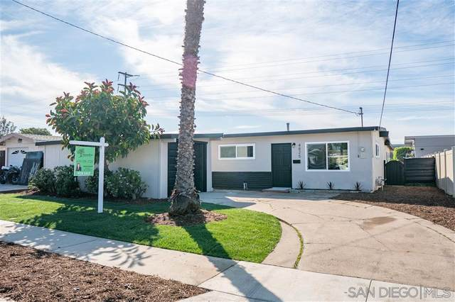 4825 Barstow St., San Diego, CA 92117 (#200008930) :: Neuman & Neuman Real Estate Inc.