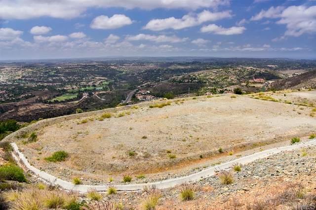 El Brazo, Lot 82A 82A, Rancho Santa Fe, CA 92067 (#200008933) :: Allison James Estates and Homes