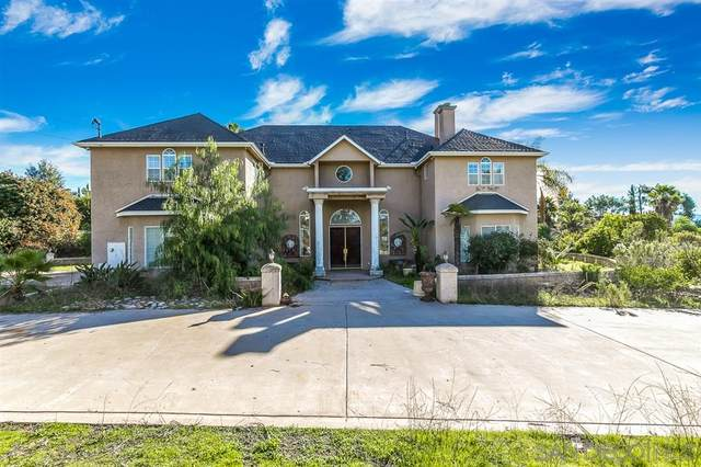 14654 Lyons Valley Rd, Jamul, CA 91935 (#200008941) :: Allison James Estates and Homes