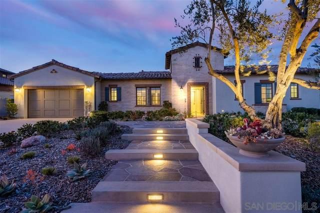 8920 Via Rancho Cielo, Rancho Santa Fe, CA 92067 (#200008965) :: Allison James Estates and Homes