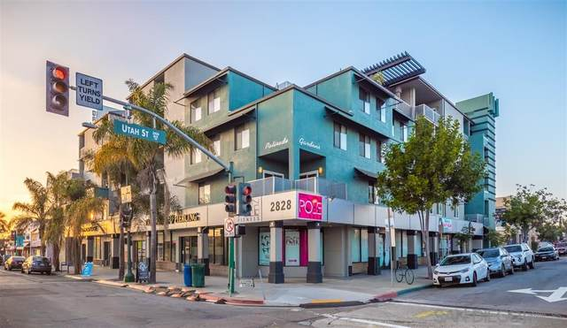 2828 University Ave Unit 204, San Diego, CA 92104 (#200008971) :: Coldwell Banker West