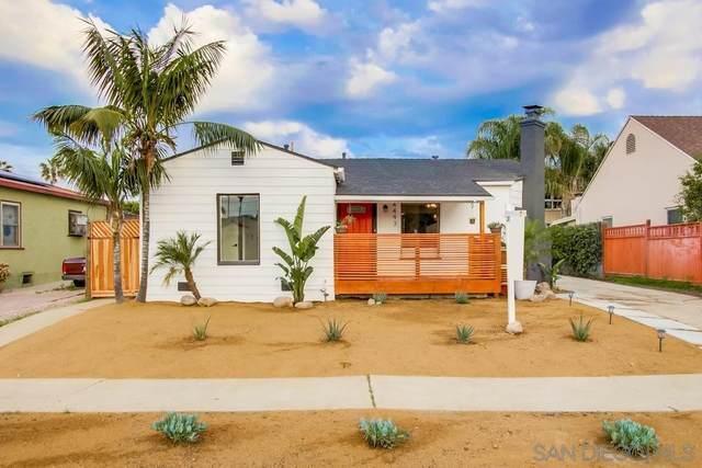 4443 Felton, San Diego, CA 92116 (#200008995) :: The Stein Group