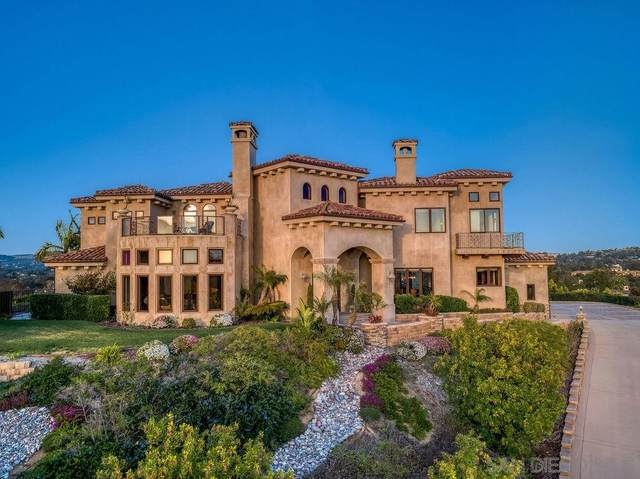 3996 Stonebridge Ct, Rancho Santa Fe, CA 92091 (#200009119) :: Keller Williams - Triolo Realty Group