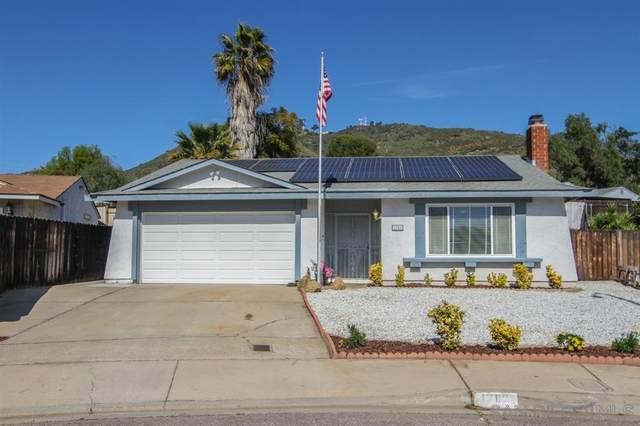 1763 Summer Place Dr, El Cajon, CA 92021 (#200009148) :: Cane Real Estate
