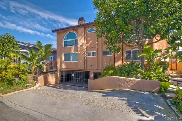 363 Rosecrans St, San Diego, CA 92106 (#200009155) :: Coldwell Banker West