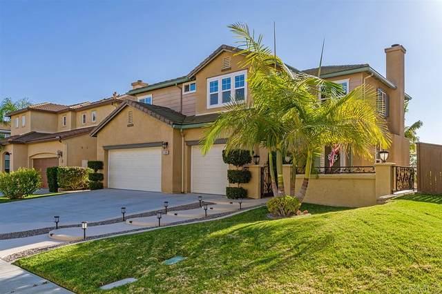360 Plaza Los Osos, Chula Vista, CA 91914 (#200009160) :: Cane Real Estate