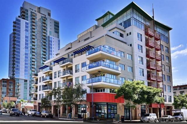 875 G Street #511, San Diego, CA 92101 (#200009183) :: The Marelly Group | Compass