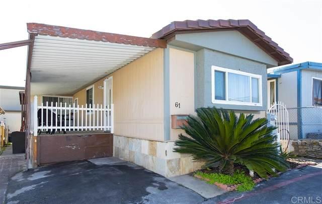 541 W 15th #61, Escondido, CA 92025 (#200009243) :: Neuman & Neuman Real Estate Inc.
