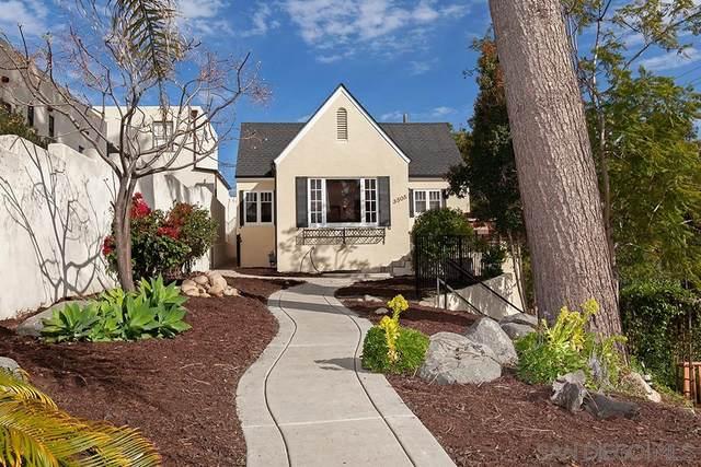 3505 Alabama Street, San Diego, CA 92104 (#200009276) :: Coldwell Banker West