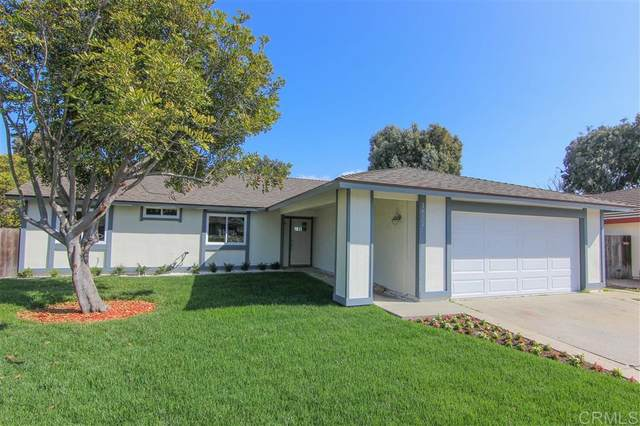 1852 Portofino Dr, Oceanside, CA 92054 (#200009280) :: Neuman & Neuman Real Estate Inc.