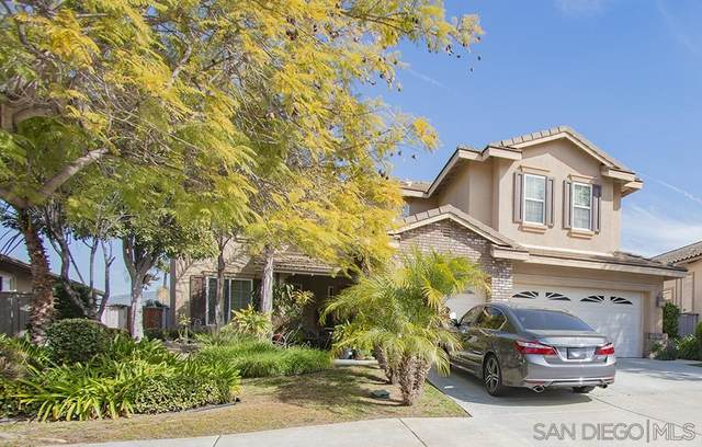 2584 Coyote Ridge Ter, Chula Vista, CA 91915 (#200009304) :: Neuman & Neuman Real Estate Inc.