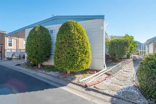 9500 Harritt Rd #216, Lakeside, CA 92040 (#200009317) :: Keller Williams - Triolo Realty Group