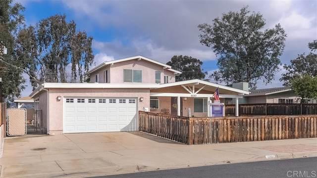 600 Joey Ave, El Cajon, CA 92020 (#200009329) :: Neuman & Neuman Real Estate Inc.