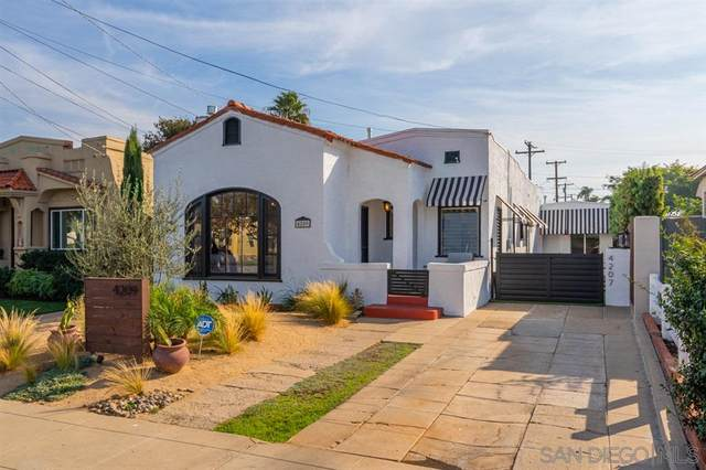 4209-4207 Madison Ave, San Diego, CA 92116 (#200009331) :: Coldwell Banker West