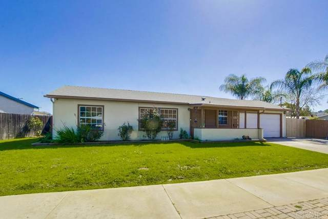 1405 Sunnyland Avenue, El Cajon, CA 92019 (#200009372) :: Neuman & Neuman Real Estate Inc.
