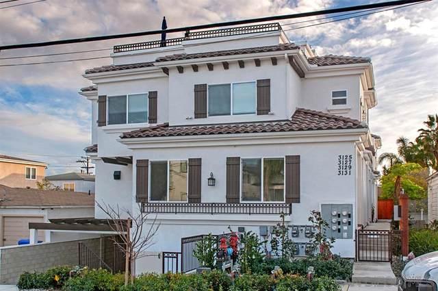 3129 Keats Street, San Diego, CA 92106 (#200009377) :: Coldwell Banker West