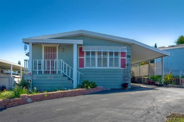 211 N Citrus Ave #128, Escondido, CA 92027 (#200009407) :: Allison James Estates and Homes