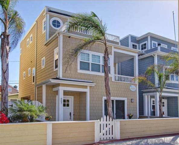 807 San Rafael Pl, San Diego, CA 92109 (#200009411) :: Allison James Estates and Homes