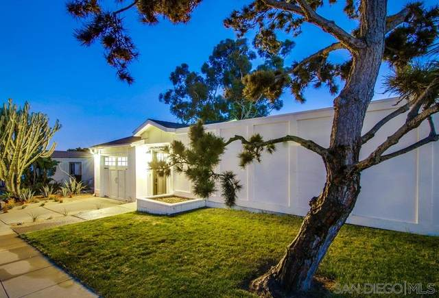 3327 Hill St, San Diego, CA 92106 (#200009418) :: Coldwell Banker West