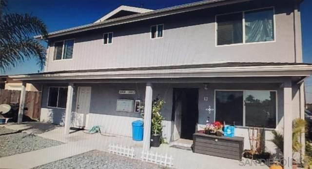 1010-1012 Fern Avenue, Imperial Beach, CA 91932 (#200009458) :: Neuman & Neuman Real Estate Inc.