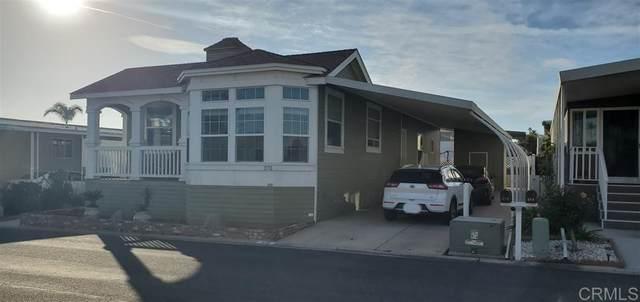 650 S Rancho Santa Fe Rd #370, San Marcos, CA 92078 (#200009459) :: Neuman & Neuman Real Estate Inc.