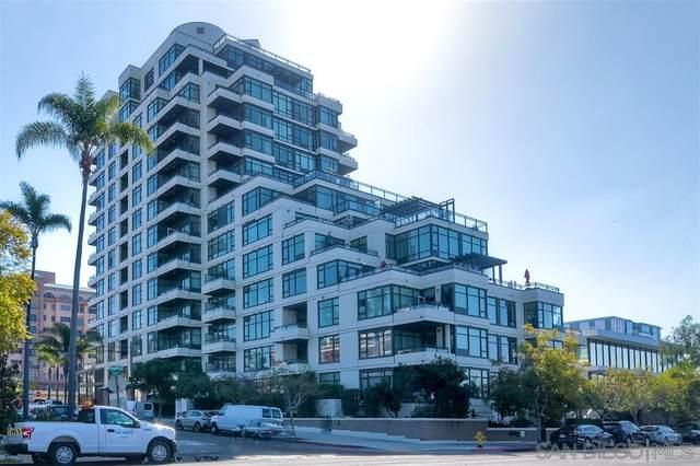475 Redwood St. #501, San Diego, CA 92103 (#200009467) :: Neuman & Neuman Real Estate Inc.