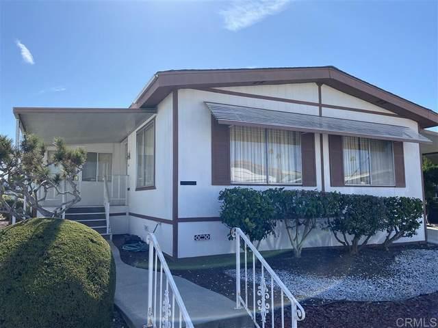650 S S Rancho Santa Fe Rd Spc 266, San Marcos, CA 92078 (#200009472) :: Keller Williams - Triolo Realty Group
