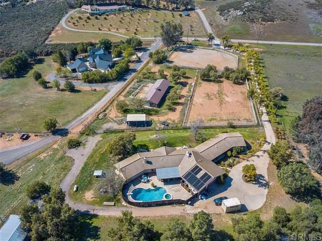 20225 Rustic Villa Rd, Ramona, CA 92065 (#200009473) :: Neuman & Neuman Real Estate Inc.