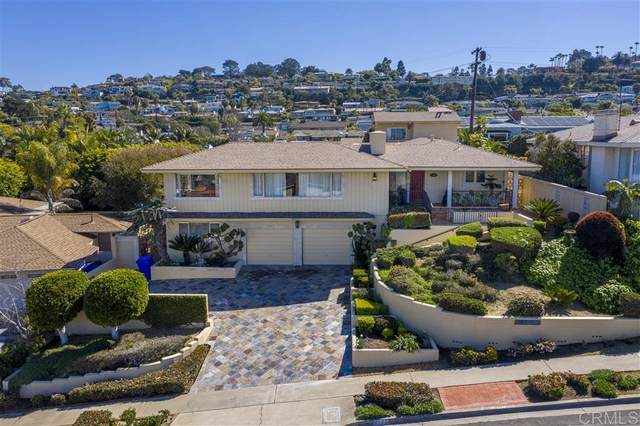 6661 Avenida La Reina, La Jolla, CA 92037 (#200009499) :: Allison James Estates and Homes