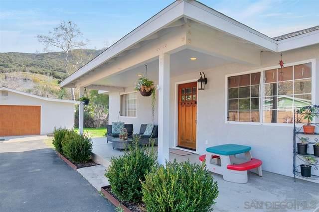 942 Harbison Canyon, El Cajon, CA 92019 (#200009539) :: Neuman & Neuman Real Estate Inc.