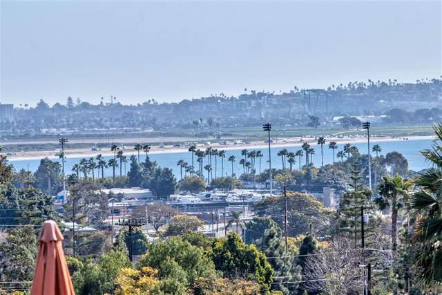2525 Geranium St, San Diego, CA 92109 (#200009557) :: Coldwell Banker West