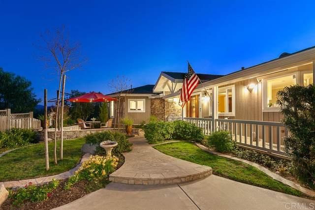 2051 Vista Hermosa Way, El Cajon, CA 92019 (#200009623) :: Neuman & Neuman Real Estate Inc.
