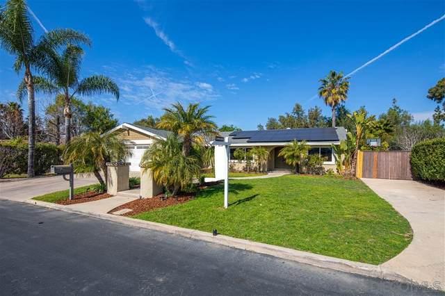 1513 Fair Glen Rd, El Cajon, CA 92019 (#200009640) :: Neuman & Neuman Real Estate Inc.