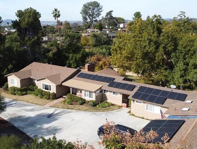 2305 Euclid Ave., El Cajon, CA 92019 (#200009689) :: Neuman & Neuman Real Estate Inc.
