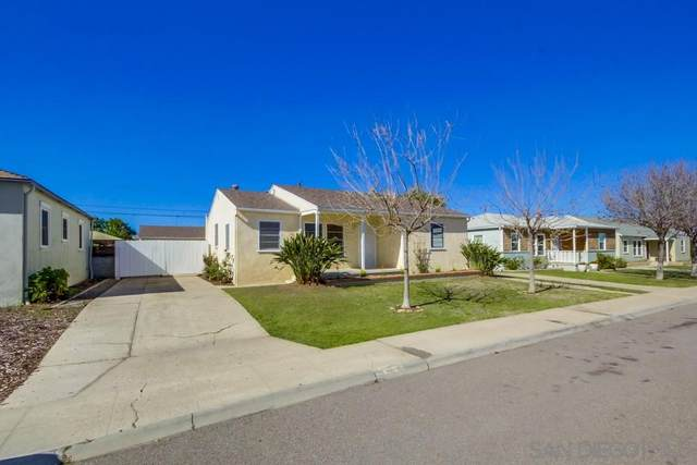 4332 E Overlook Drive, San Diego, CA 92115 (#200009691) :: Coldwell Banker West