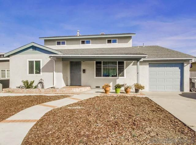 609 N Pierce Street, El Cajon, CA 92020 (#200009696) :: Neuman & Neuman Real Estate Inc.